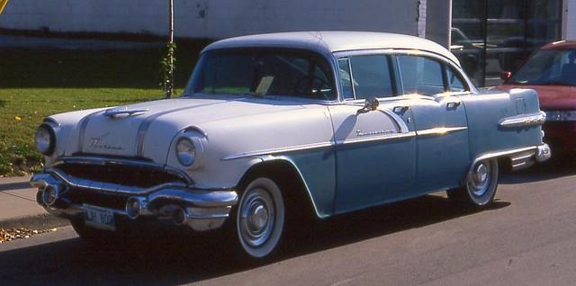 1956 pontiac laurentian 4 door flickr photo sharing for 1956 pontiac 4 door hardtop
