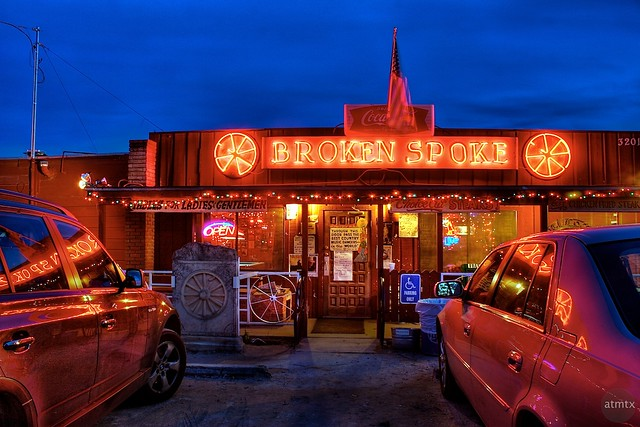 Things to do in Austin, Texas | Broken Spoke, Austin, TX
