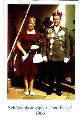 1966, Königspaar Gertrud und Theo Kissel, SW102