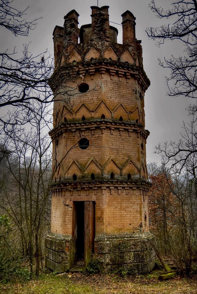 castello di zena hdr 3