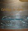 Catálogo de obras - José F. Gómez Parrado