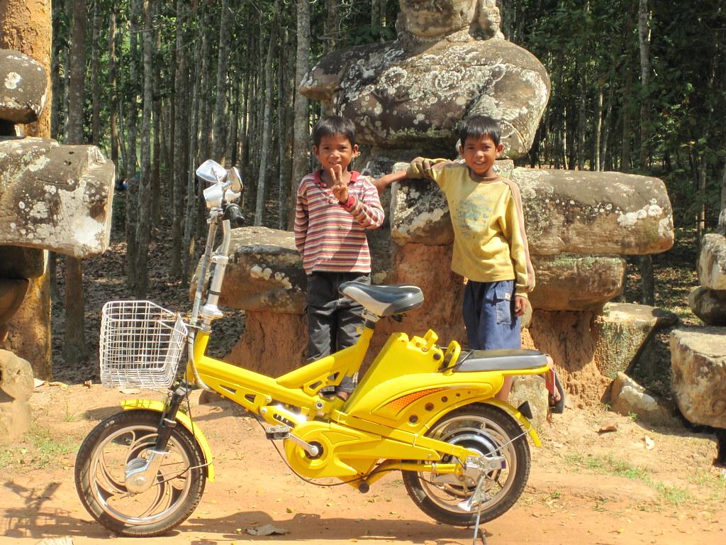 Electric Bike Admirers