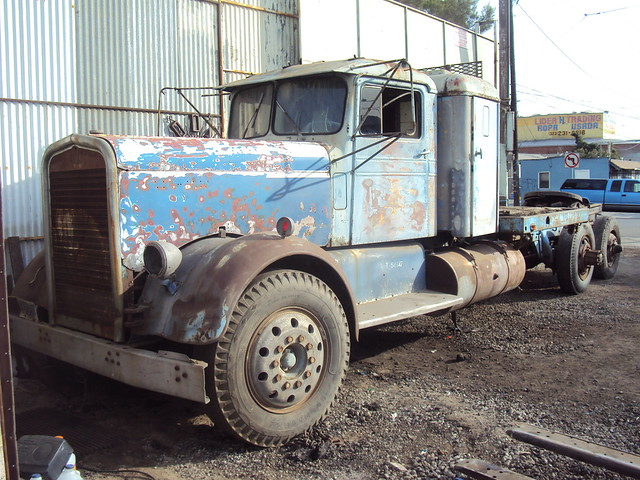 Bill Dodge Gmc >> Tag axle & U-Pusher trucks - a gallery on Flickr