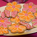 Daisy shower sugar cookies - <span>www.cupcakebite.com</span>