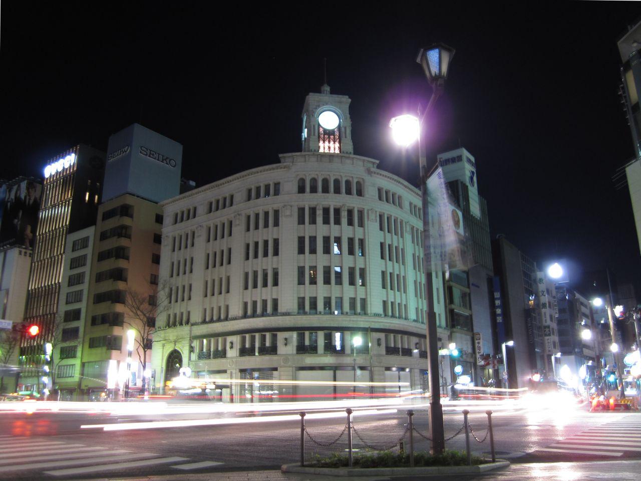 Midnight Ginza