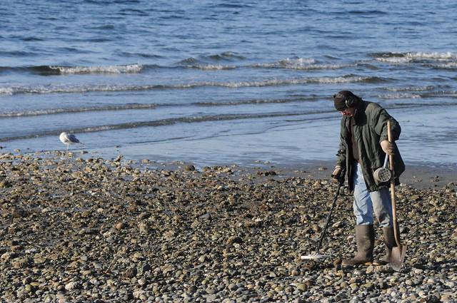 Beach Combing/Surf/Underwater Metal Detecting on the Atlantic Coast