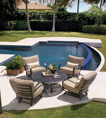 where to find replacement cushions for outdoor furniture pools billiards and more. Black Bedroom Furniture Sets. Home Design Ideas