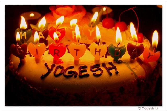 Cake Images For Yogesh : Birthday Cake Flickr - Photo Sharing!