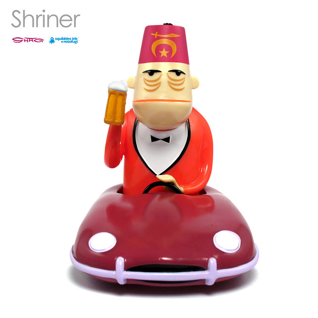 Shriner - Gallery Prototype Edition - Front | Flickr ...
