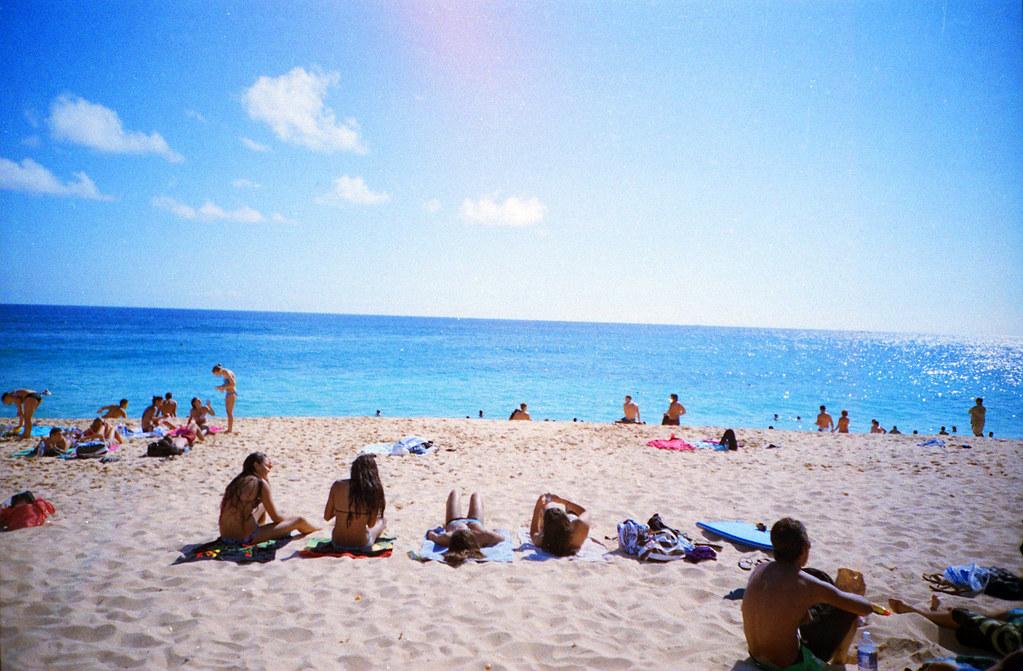 Hawaii ЛОМО LC-A