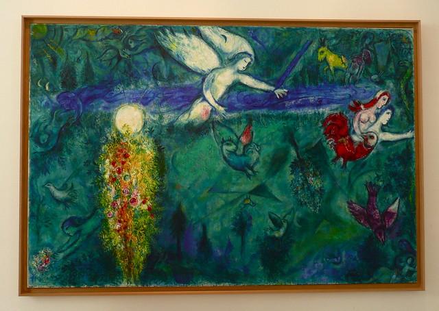 Header of Chagall
