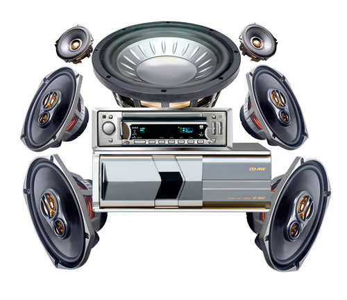 Audio System Mobil Sound Flickr