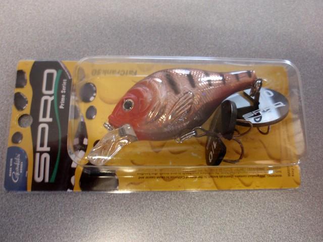 Spro Prime Series FatCrank 30 Fishing Lure