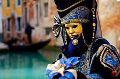 Venice Carnival Mask 2010 Maurizio