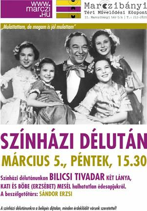 Marczi Színházi délután