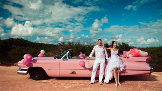 SLIDESHOW - Wedding at Cuba on Vimeo by Mukhina