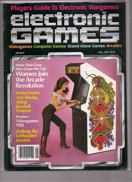 Electronic Games Magazine issue #3 | From my personal ...
