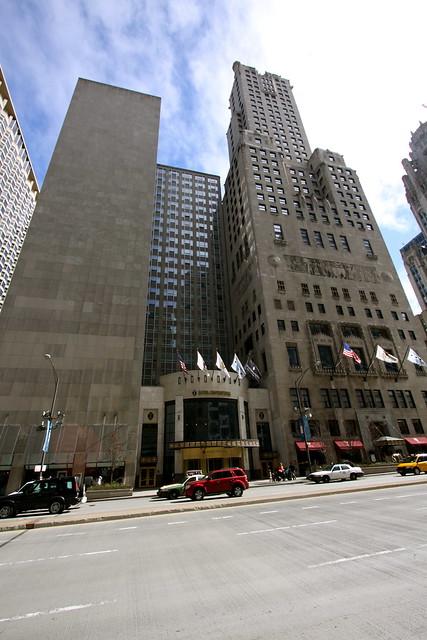 Intercontinental hotel michigan ave chicago il for Avenue hotel chicago