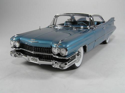 1959 Cadillac Coupe De Ville front left