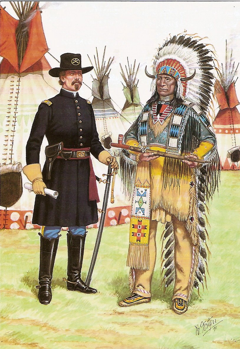 "indian wars Indian wars remembrances in november 1889 reginald a bradley was an out-of-work cowboy drifting along the rail-road tracks from deming, new mexico, westward along his way, he ran across a heliograph station where a sergeant griffin, a signalman, told him about army life in the southwest, an adventure that consisted of ""chasing apaches."