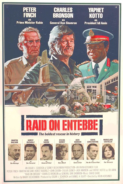 Raid on entebbe - 400