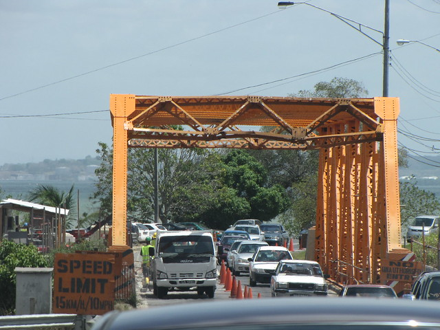 Will They Ever Finish The Goodineaux Bridge Repairs?