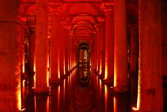 Basilica Cistern (Yerebatan Sarayı)