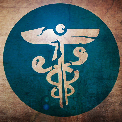 Broken Caduceus (Photo: truthout/flickr)