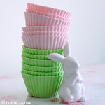 Easter cupcake cases