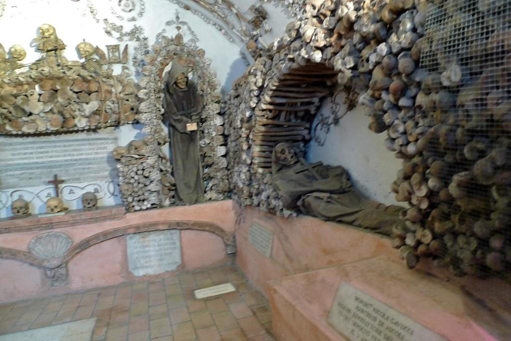 Cripta de los frailes capuchinos
