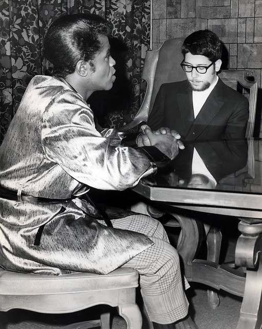 James Brown and Me...Watergate Hotel...1968