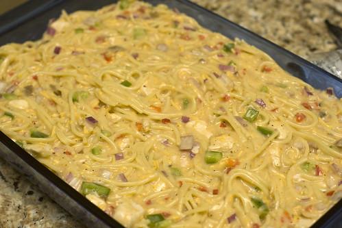 Chicken Spaghetti 4