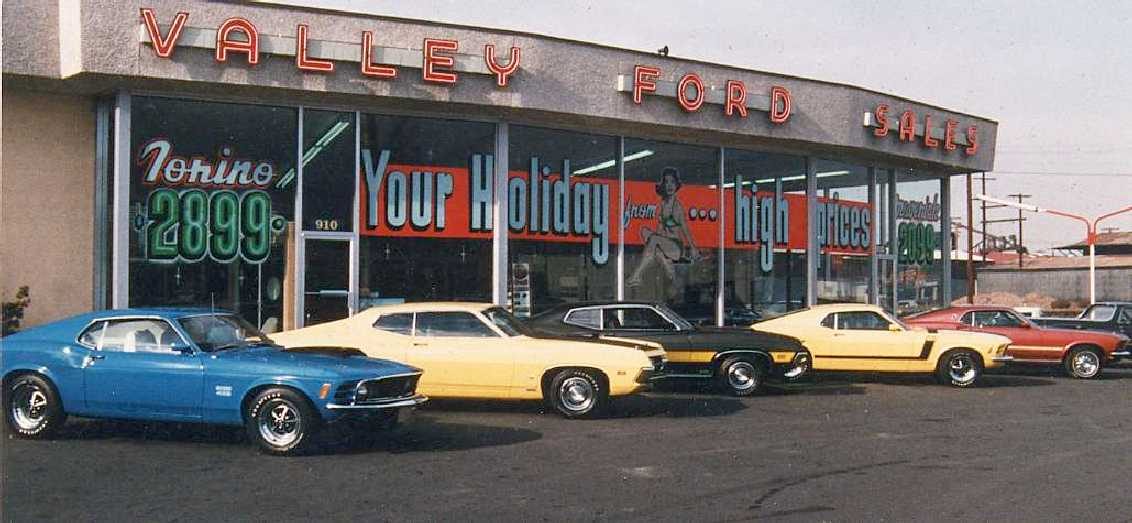 Vintage Ford Dealership Pics Really Cool Vintage