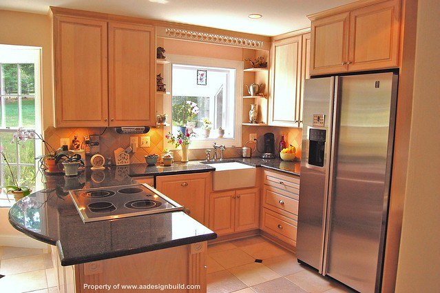 Custom Kitchen Design And Remodeling Ideas Garden Window Washington Dc