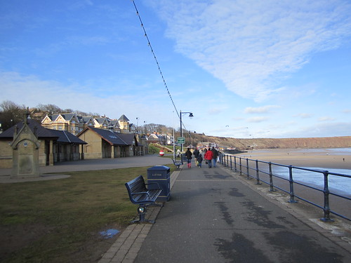 Filey Seafront