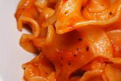 Square pasta