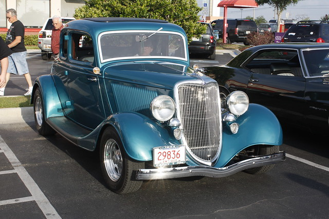 34 ford 5 window coupe flickr photo sharing. Black Bedroom Furniture Sets. Home Design Ideas