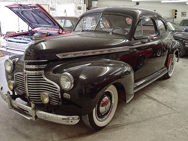 1941 Chevrolet Special Deluxe Coupe (1 of 5)   Flickr ...