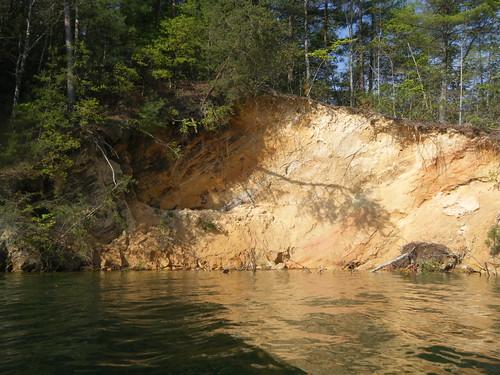 lake kayaking carolina paddling jocassee