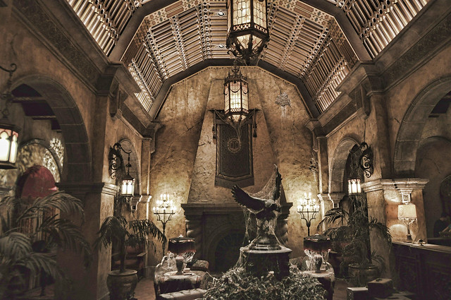 Inside the Tower of Terror | Flickr - Photo Sharing!