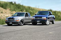 Budzen und Micha Chevy S10