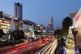 Bangkok - Ratchadamri Road