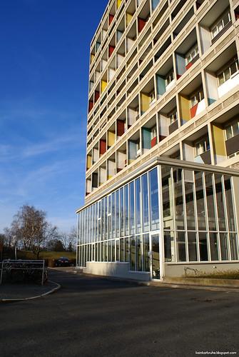 Inka unit d 39 habitation typ for 15th floor berlin
