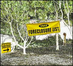 Foreclosure Signs