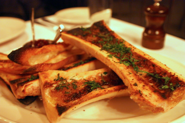 Roasted Bone Marrow | Flickr - Photo Sharing!