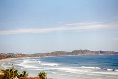 Costa Rico Surf Camp Beach