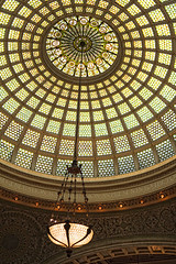 Another Dome in the Chicago Cultural Center