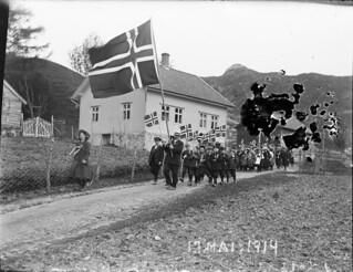 17th of May 1914