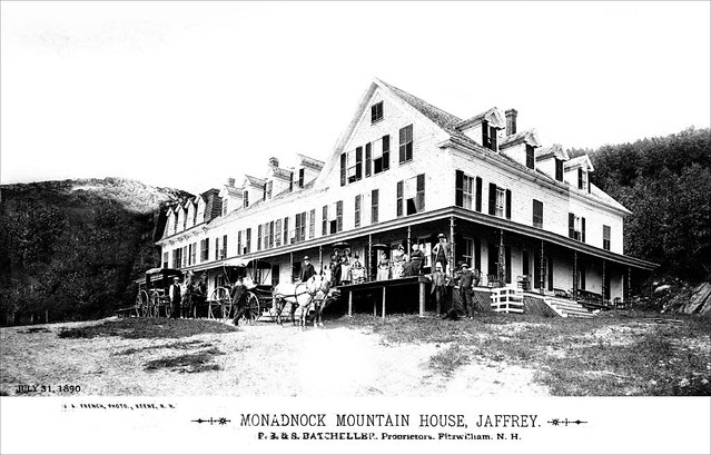 Monadnock Mountain House In Jaffrey New Hampshire