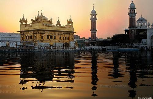 punjab amritsar hdr goldentemple